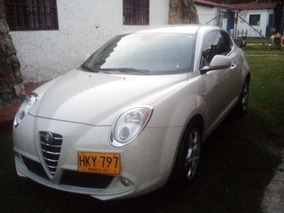 Alfa Romeo Mito 2013blanco, Única Dueña, 56000 Km Negociable