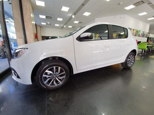 Renault Sandero Intense  2021  Anticipo Y Cuotas #rp