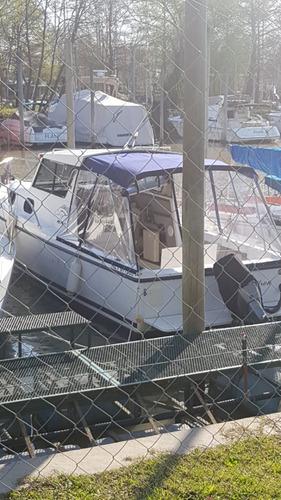 Crucero 7.60 Pony River 2016
