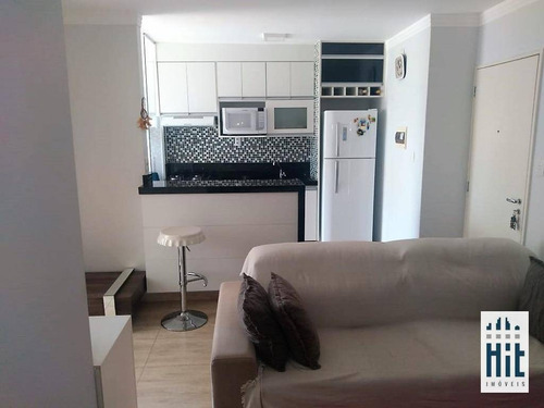Apartamento, 57 M² - Venda Por R$ 470.000,00 Ou Aluguel Por R$ 1.900,00/mês - Vila Das Mercês - São Paulo/sp - Ap3604