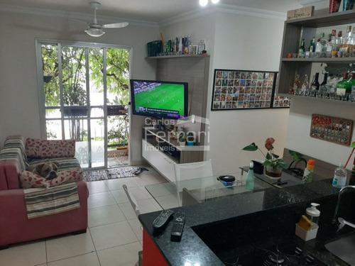 Apartamento A Venda, Vila Leopoldina, Res. Lapa I, 02 Dormitórios, 01 Vaga, Varanda, Apto - Térreo - Cf33917