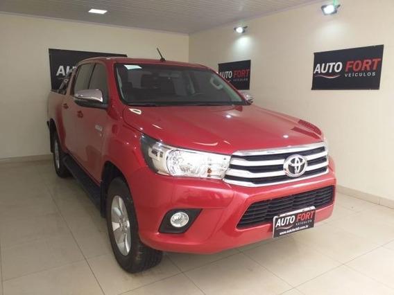 Toyota Hilux Srv At 4x2 Cabine Dupla Flex 2.7 16v Dohc