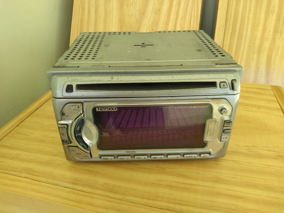 Cd/md Kenwood Modelo: Dpx 5200m