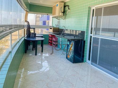 Lindo E Amplo Apartamento De Frente Para O Mar - Ap5281