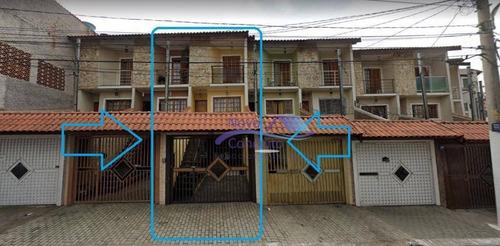 Sobrado Com 3 Dormitórios À Venda, 123 M² Por R$ 590.000,00 - Cidade Líder - São Paulo/sp - So0127
