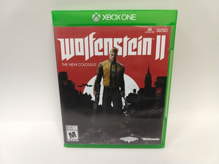 Wolfenstein 2 Xbox One Juegazo En The Next Level Garantia!