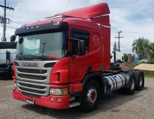 Scania P360 6x2