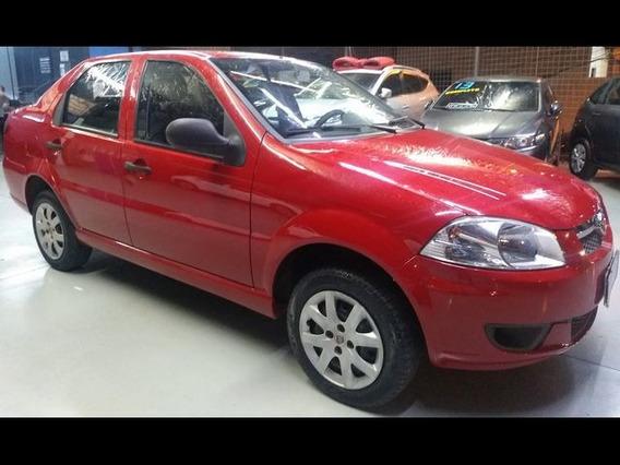 Fiat Siena El Vermelho 8v/1.0 - 2015/2015