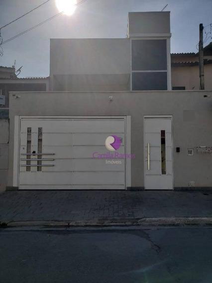 Sobrado Com 4 Dormitórios Para Venda E Locação - Jardim Dos Ipês - Suzano/sp - So0366