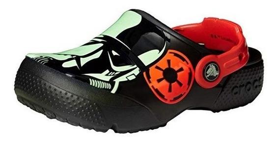 Crocs Edicion Star Wars Bb-8 P/ Niño Y Niña Varias Tallas