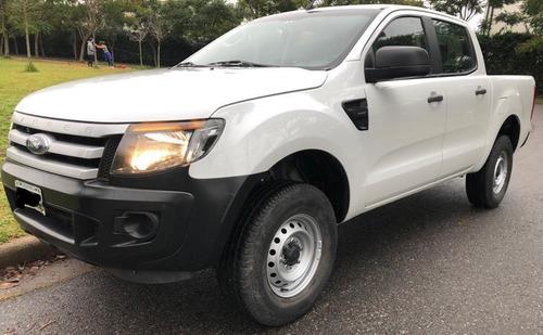 Ford Ranger 2.5 Cd 4x2 Xl Safety Ivct 166cv Gnc
