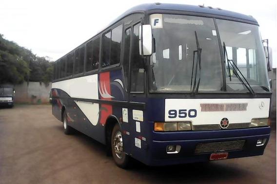 Ônibus Marcopolo Gv 1000 Mercedes Benz Dianteiro Fretamento