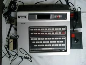 Console Odyssey G7600 Jogo Odyssey Game Odyssey Original