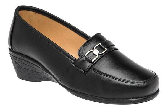 Zapato Florenza 8001 Negro Mujer