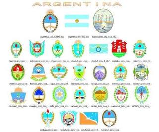 Vectores Heraldica Banderas Escudos - Serigrafia Plotter
