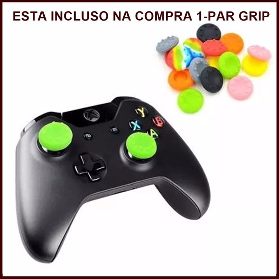 Grip Par Silicone P/ Controle Xbox One - Xbox 360 -ps4-ps3