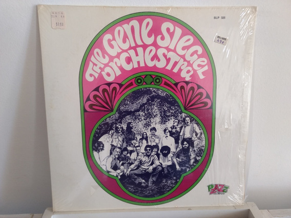 Lp The Gene Siegel Orchestra 1969 Original Importado Us