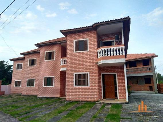 Casa Com 2 Dormitórios À Venda, 56 M² Por R$ 172.800 - Jardim Belas Artes - Itanhaém/sp - Ca0221