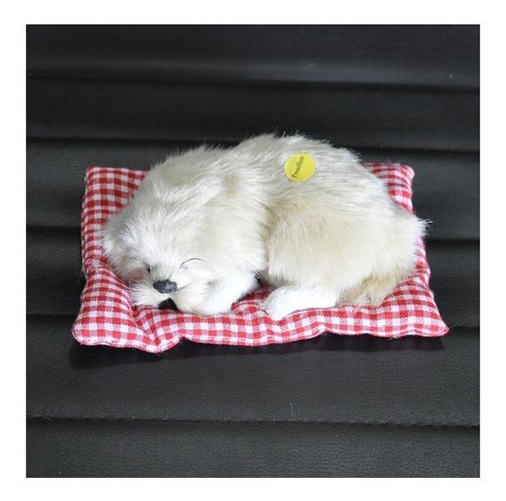 Filhote Pelúcia Cachorrinho Lindo 16cm, C/almofada 18 Cm