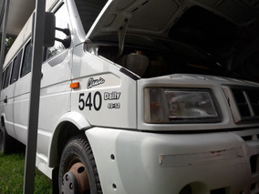 Iveco Daily Con 40000km Reales (no Sprinter Master Coaster)