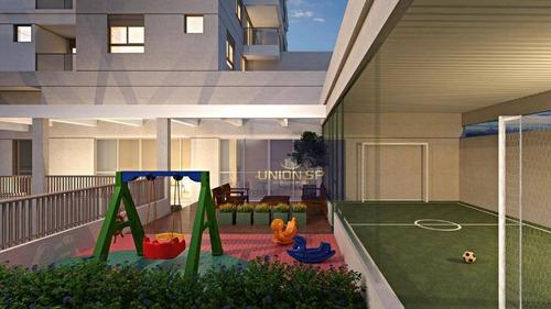 Apartamento À Venda, 70 M² Por R$ 1.050.000,00 - Sumaré - São Paulo/sp - Ap26767