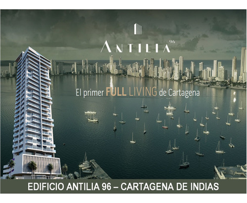 Imagen 1 de 14 de Proyecto Edificio Antilia 96   Manga   Cartagena De Indias