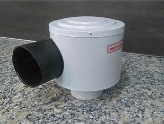 Extractor Exterior Turbo Direccional Anderson Cocina Baño 4