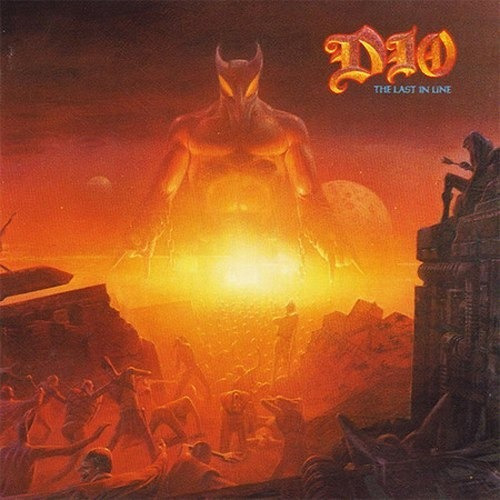 Dio The Last In Line Cd Nuevo Importado Stock