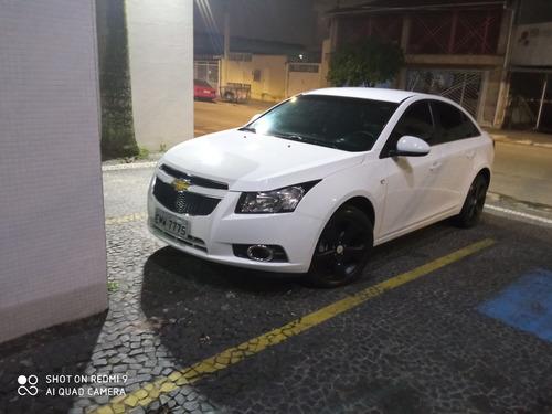 Imagem 1 de 11 de Chevrolet Cruze 2013 1.8 Lt Ecotec 6 Aut. 4p