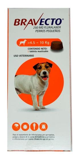 Bravecto Para Perros 4.5 - 10 Kg Razas Pequeñas