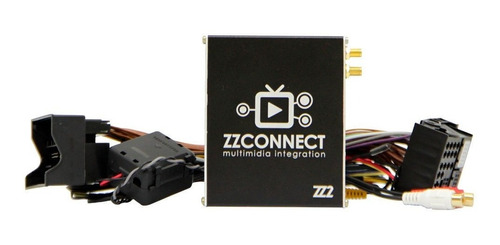 Interface Zzc-vwh-x Para Volkswagen Com Tv Digital E Video