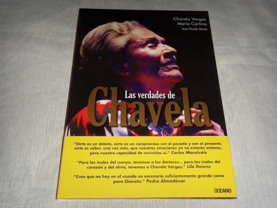 Chavela Vargas Las Verdades De Chavela Libro De Colección