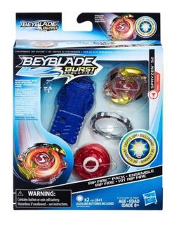 Beyblade Burst Evolution Spryzen S2 Con Luz