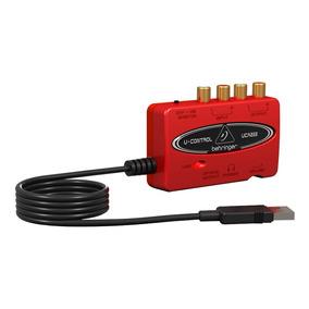 Interface De Áudio Behringer Uca222