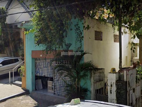 Terreno Para Venda No Bairro Pinheiros Em São Paulo - Cod: Mi111108 - Mi111108
