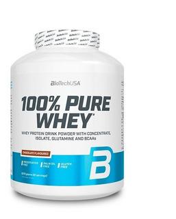 100% Pure Whey 80 Servicios Proteína Sin Gluten Sin Preserv.
