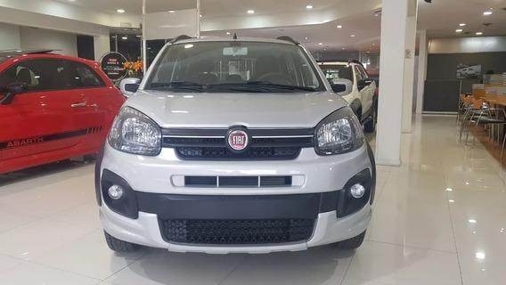 Fiat Uno Way 75mil Y Cuotas Tomo Tu Auto Usado V-