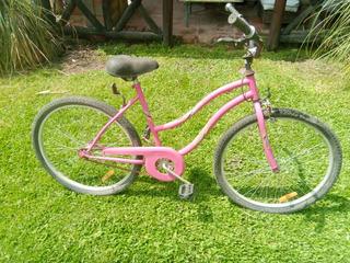 Bicicleta Unibike Dama