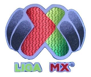 Parche Liga Mx. Liga Mexicana