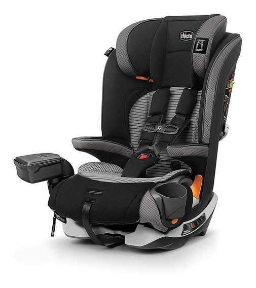 Chicco Autoasiento Myfit Q Collection, Color Negro