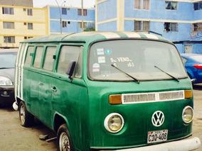 Volkswagen Combi - Food Truck - Venta De Alimentos
