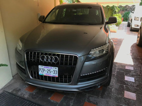Impecable Audi Q7 3.0 Land Of Quattro V6 T At