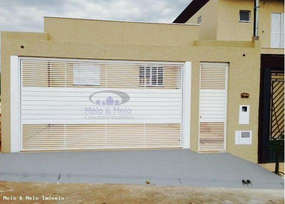 Casa Para Venda Em Bragança Paulista, Piemonte, 3 Dormitórios, 1 Suíte, 2 Banheiros, 4 Vagas - 654_2-529981