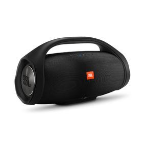 Caixa De Som Portátil Jbl Boombox Com Bluetooth Preta