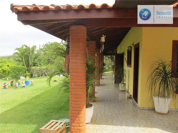 Chácara Rural À Venda, Sousas, Campinas. - Ch0029
