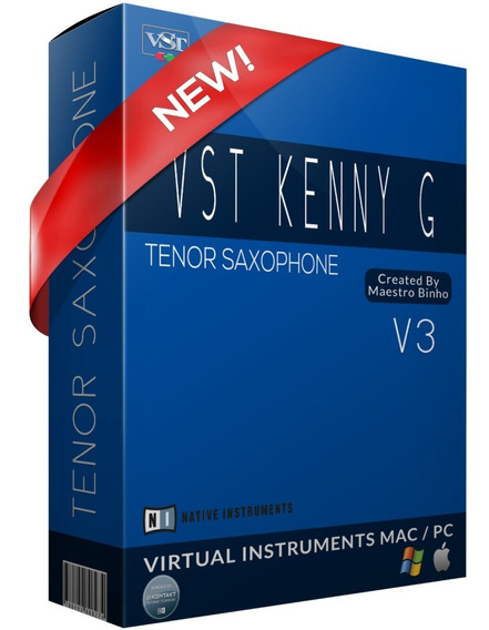 Vst Kenny G Tenor Saxophone Kontakt Samples