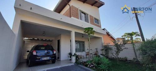Casa Com 3 Dormitórios À Venda, 250 M² Por R$ 636.000,00 - Atibaia Jardim - Atibaia/sp - Ca0210