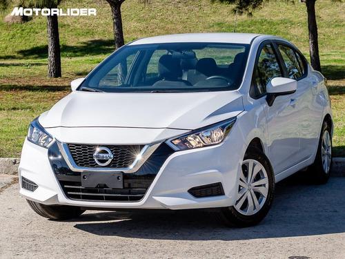 Imagen 1 de 15 de Nissan New Versa Sense Extra Full 0km | Permuta / Financia