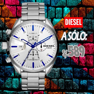 Relojes Diesel Para Hombres S/.589 Casio Guess Fossil