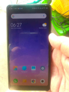 Celular Xiaomi Mi Mix 2 64 Gb De Memória E 6 Gb De Ram